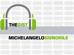 Nathaniel on the The Michelangelo Signorile Show